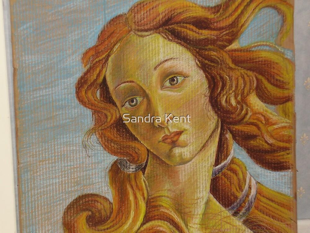 Goddess by Sandra Kent