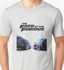 The Fate Of The Furious F8 Unisex T-Shirt
