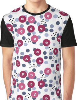 Polka dots pattern 3 .  Graphic T-Shirt