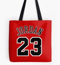 23 - Michael jordan Tote Bag