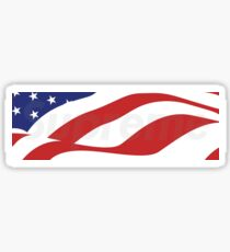 Supreme USA Box Logo Sticker