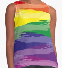 Abstract Rainbow Contrast Tank