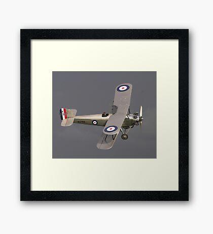 Hawker Tom Tit 1 Framed Print