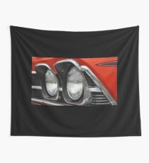 Chevelle Headlights Wall Tapestry