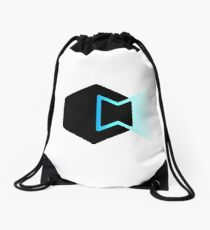 LithMage Logo Icon Drawstring Bag