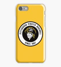 pittsburgh pirates iPhone Case/Skin