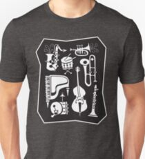 Be Bop Jazz Jam Session, Daddy-O! T-Shirt