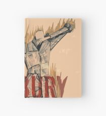 Fahrenheit Four Fifty-One Hardcover Journal