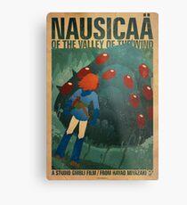 Nausicaa Metal Print
