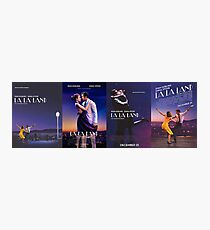 La La Land Posters Photographic Print
