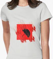 grace like rain Tee Womens Fitted T-Shirt