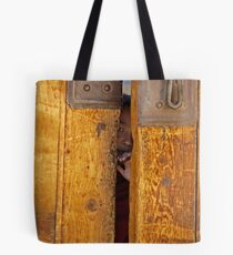 Greeting Tote Bag