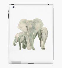 """Elephants"" iPad Case/Skin"