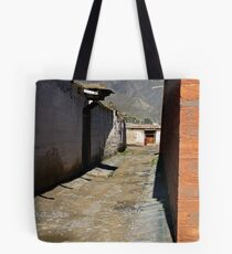 Back Streets Tote Bag