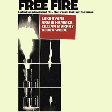 Free Fire by ozanthekill