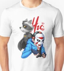 H2o & Batcoon Squad 2 Unisex T-Shirt