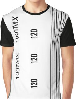 120 Film Backing Paper  Graphic T-Shirt