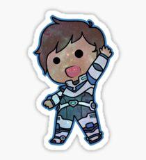Space Lance Chibi Sticker