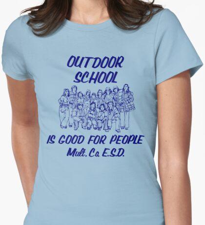 Outdoor School is Good for People T-Shirt