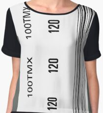 120 Film Backing Paper  Women's Chiffon Top