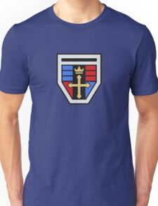 Voltron's Chest Logo Unisex T-Shirt