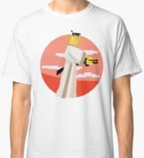 Wandering Samurai Jack Classic T-Shirt