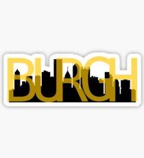 City of Pittsburgh  Sticker