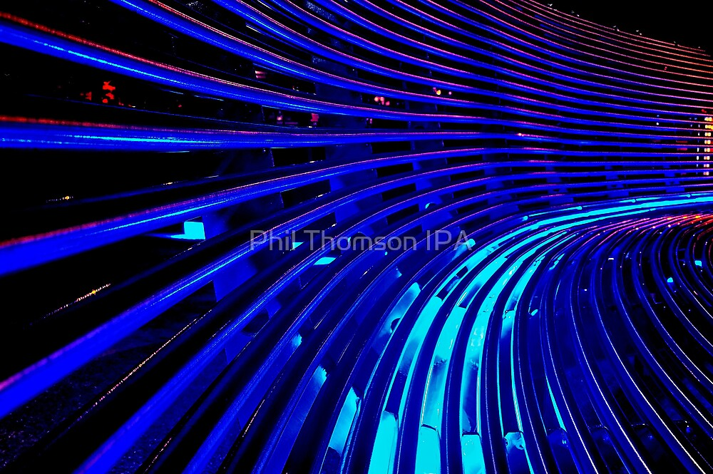 """""""The Thin Blue Lines"""" by Phil Thomson IPA"""