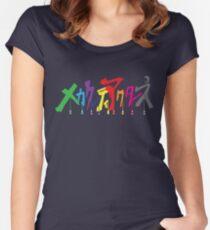 Mekaku City Actors Women's Fitted Scoop T-Shirt