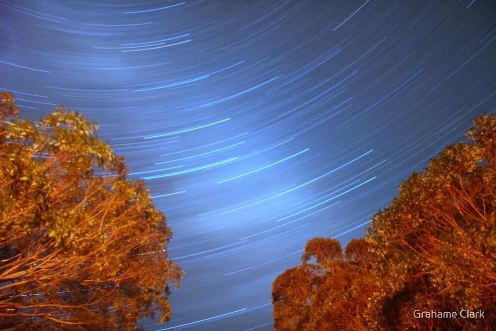 Stargazing by Grahame Clark