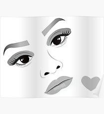 Pretty Girl BBJ Poster