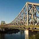 Storey Bridge, Brisbane by Grahame Clark