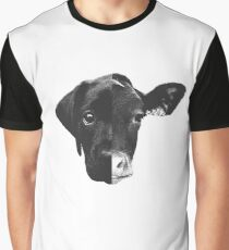 Animal Equality - (Black & White) Graphic T-Shirt