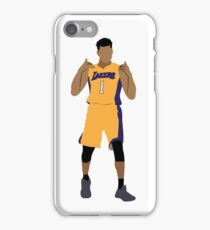 D'ANGELO iPhone Case/Skin