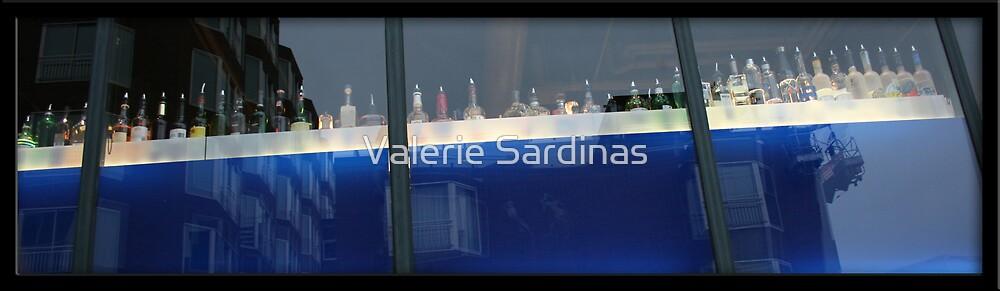 Blue by Valerie Sardinas