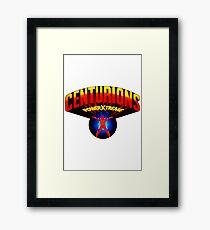 Centurions Power Xtreme Framed Print