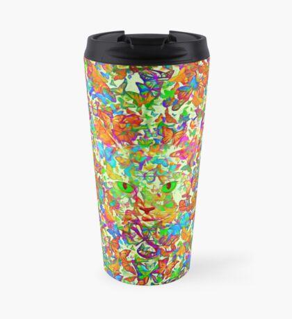 Hiding in butterflies Travel Mug