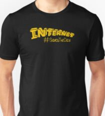 Internet to the Rescue Unisex T-Shirt