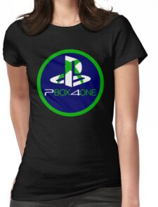 PSX Box 4 One Womens Fitted T-Shirt