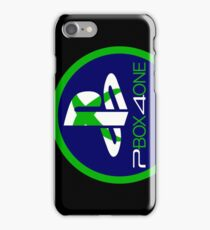 PSX Box 4 One iPhone Case/Skin