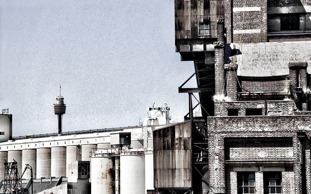 Sydney Industrial by Sarah Moore