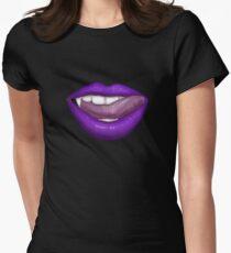 VAMPIRE LIPS - PURPLE T-Shirt