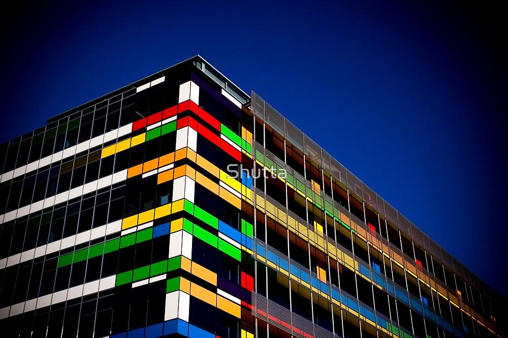 Nab Building by Shutta