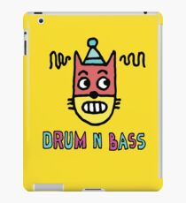 Drum N Bass iPad Case/Skin