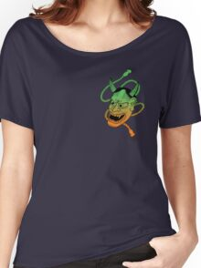 Psychedelic Hannya Women's Relaxed Fit T-Shirt