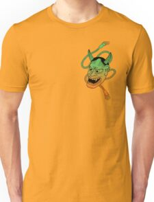 Psychedelic Hannya Unisex T-Shirt