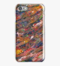 Finger Smudges Effect Abstract iPhone Case/Skin