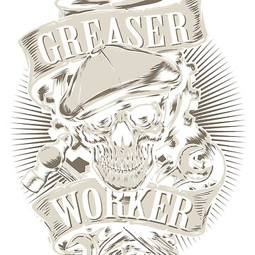 Greaser Worker by NanoBarbero