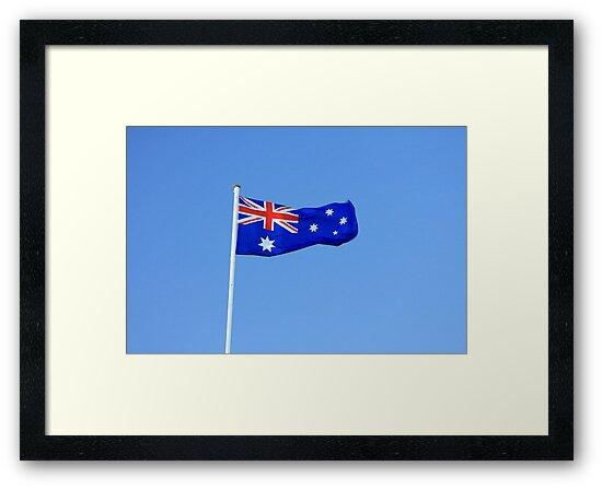 Australian Flag by EOS20