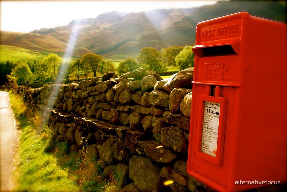 postbox by alternativefocus